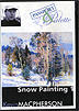 Snow Painting 1 by Kevin Macpherson