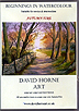 Beginnings in Watercolor:Autumn Fire by David Horne