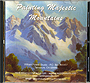 Painting Majestic Mountains by William F. Powell