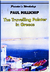 The Travelling Painter In Greece by Paul Millichip