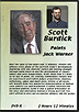 Paints Jack Warner by Scott Burdick